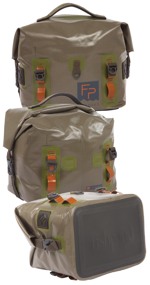 Fishpond boat bags free ground shipping for Fly fishing bag