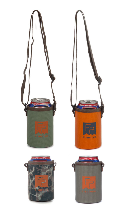Fishpond River Rat 2.0 Beverage Coolers in all four colors.