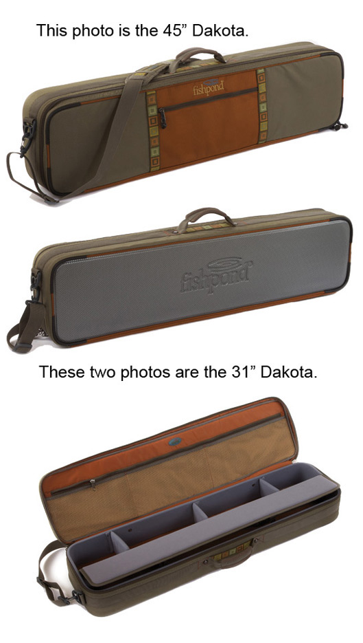"Fishpond 45"" Dakota Rod and Reel Case"