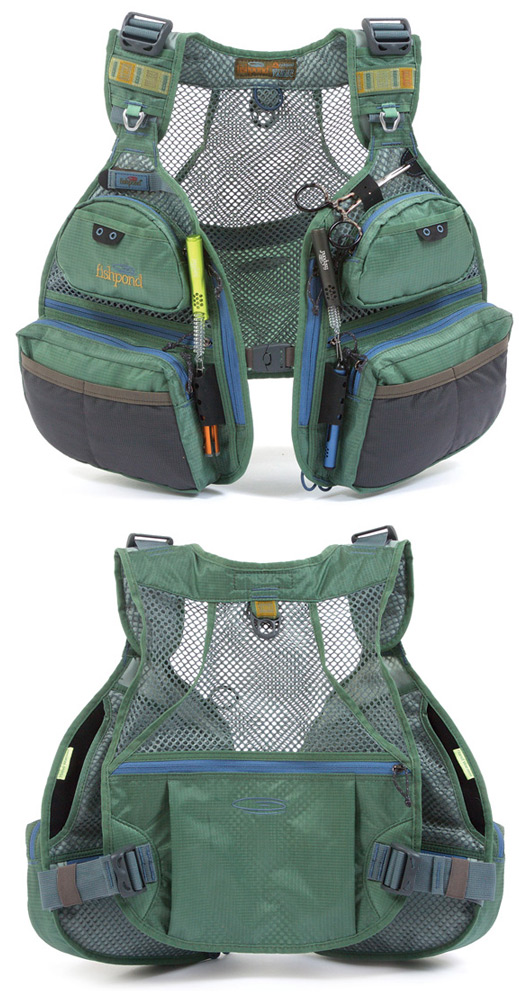 Fishpond fly fishing vests free ground shipping for Womens fishing vest