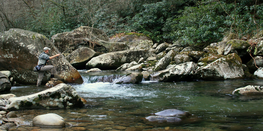Little River in Great Smoky Mountains National Park