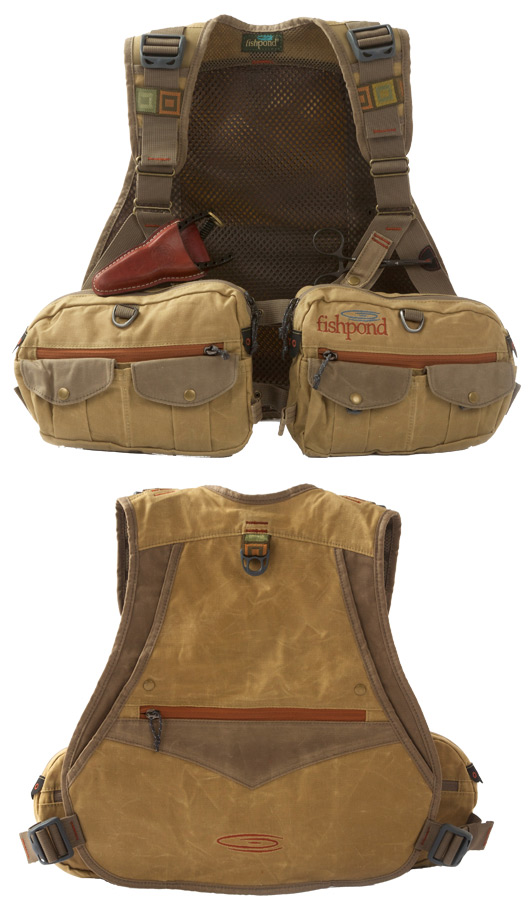 Fishpond fly fishing vests free ground shipping for Toddler fishing vest
